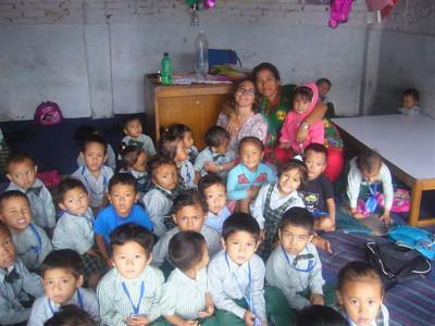 Volontariat en projet humanitaire au Népal