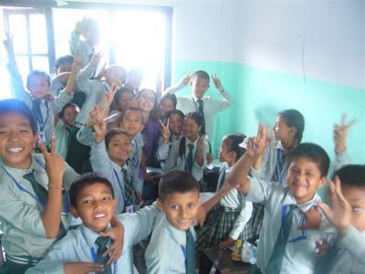 Volontariat humanitaire au Népal