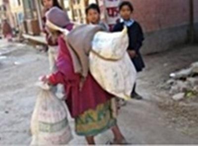 Médecine, Népal, par Sophie Payet
