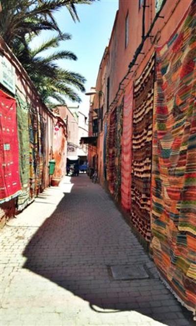 Mission humanitaire, Maroc par Stéphanie Morand