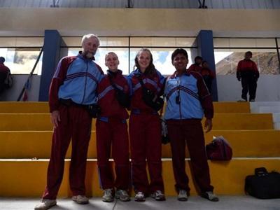 Coach sportif en Amérique Latine