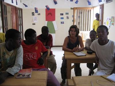 Mission Humanitaire, Sénégal par Sylvie Personnaz