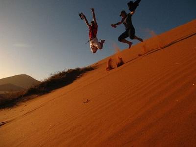 Journalisme et cours d'anglais, Afrique du Sud, par Vincent Girard