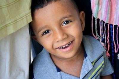 Aider dans un orphelinat au Sri Lanka