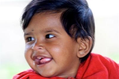 S'occuper d'enfants en Asie