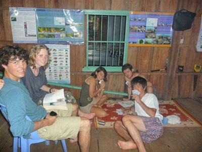 Ecovolontariat, Cambodge par Xavier Demau