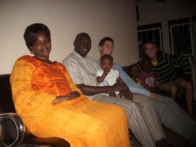 Mission humanitaire, Sénégal par Youen Clugnac