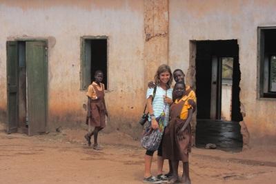 Missioni umanitarie, Ghana di Laura Mentini