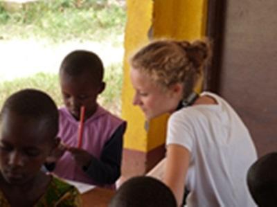Michela, Mamma di Benedetta Biotti, Campi Umanitari in Tanzania