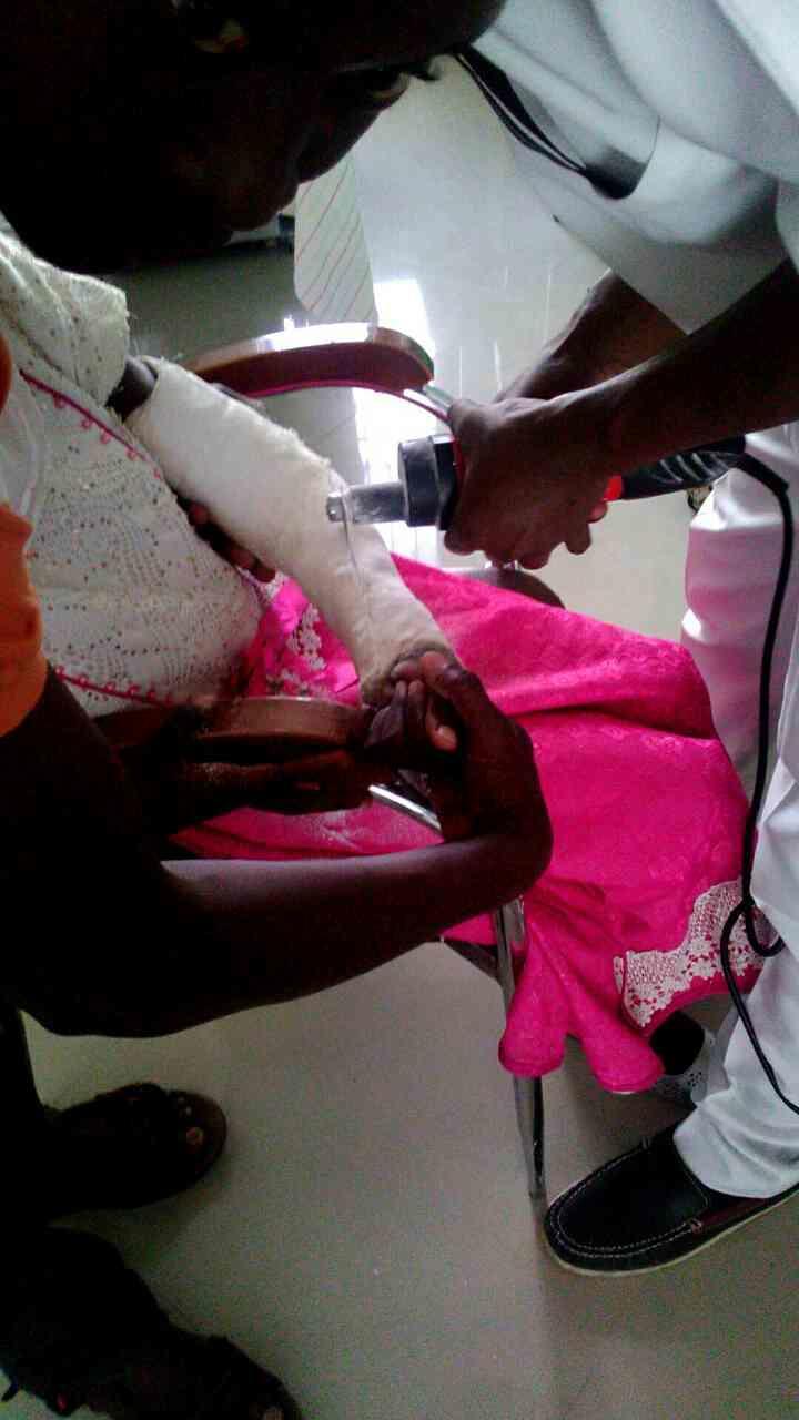 タンザニアでのボランティアを通じて途上国の医療を感じた医療プロジェクト