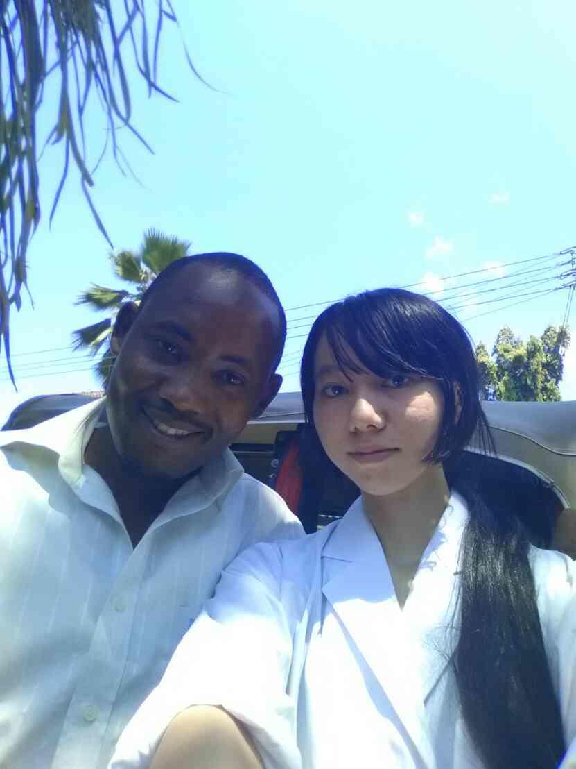 現地の仲間にも出会えたタンザニアでの医療ボランティア