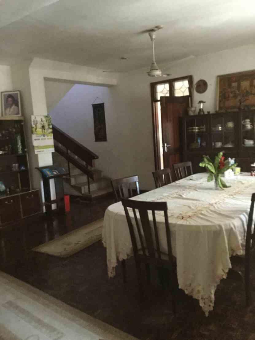 医療ボランティア期間に滞在したタンザニアのホームステイの家