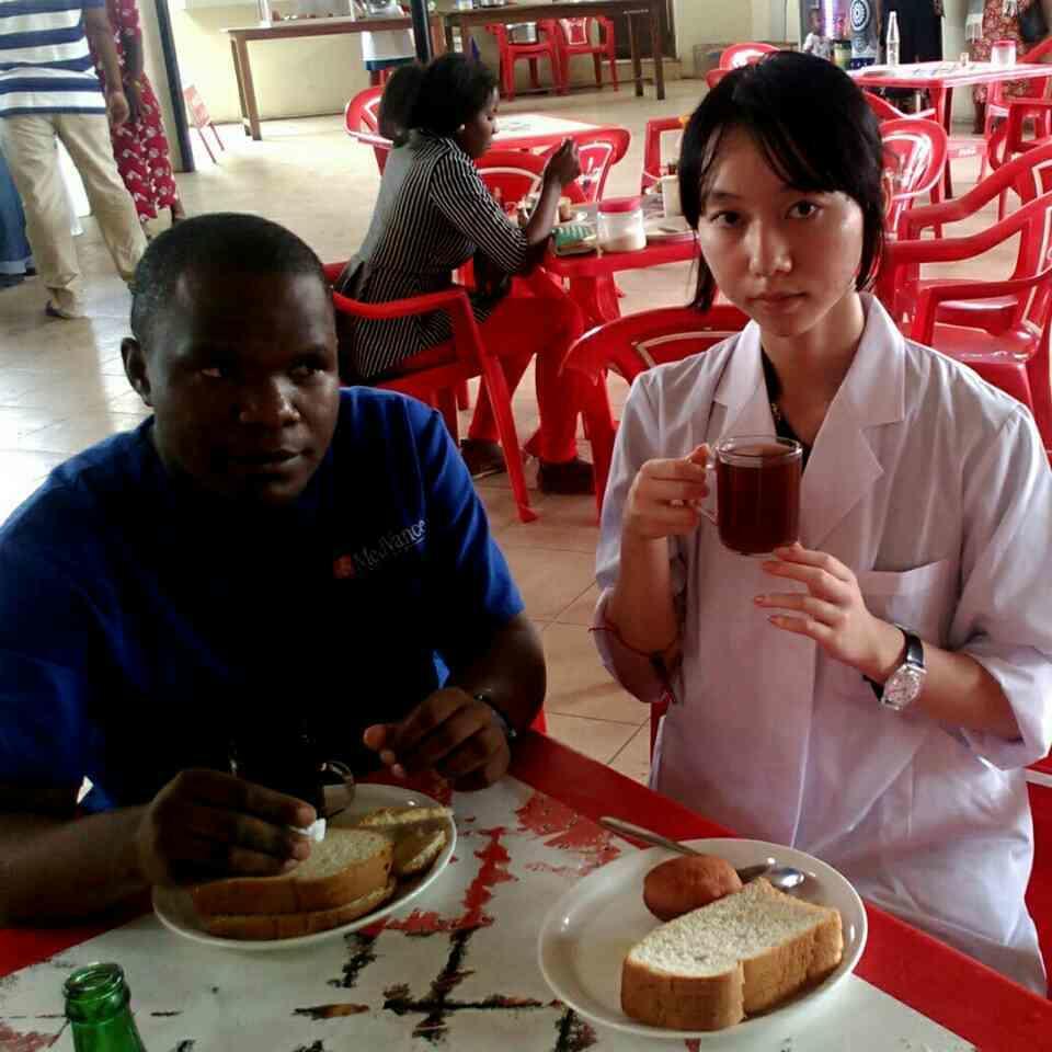 タンザニアで忘れられない経験をした高校生の医療ボランティア