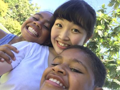 高校生ケアボランティアとして現地の子供たちと過ごした2週間