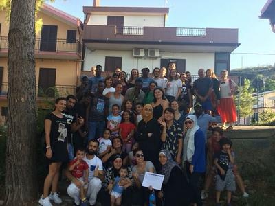 かけがえのない仲間に出会えたイタリアの難民支援プロジェクト