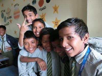 ネパールの子供たちと出会った高校生スペシャルケア&コミュニティ