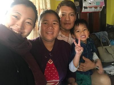 今では恋しいネパールで行ったケアボランティア