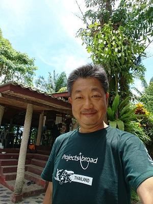環境保護ボランティアを行いながら触れたタイの文化や歴史