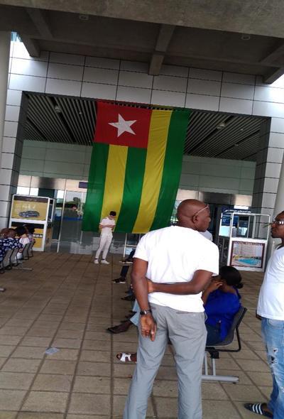 トーゴでの国際開発プロジェクトに参加するため行ったアフリカ
