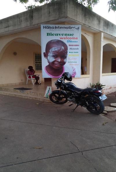 国際開発プロジェクトで滞在したトーゴの町