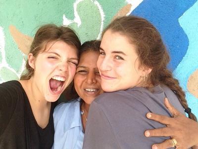 Voluntaria de Projects Abroad en Sri. Lanka