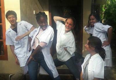 Geneeskunde jongerenreis in Sri Lanka