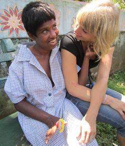 Sociaal project in Sri Lanka door Anne-Marijn Batterink