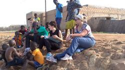 Sociaal project in Senegal door Annemarie Plat