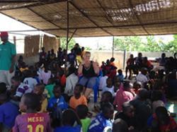 Sociaal project in Senegal door Annemarie Plat