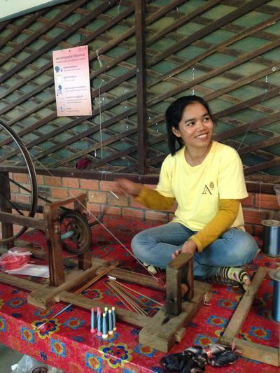 Microkrediet in Cambodja