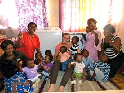 Sociaal Project in Kenia door Bianca Smit