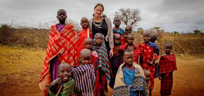 Brenda van het Hul - Tanzania