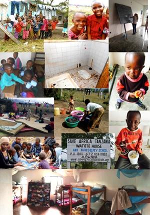 Sociaal project Tanzania