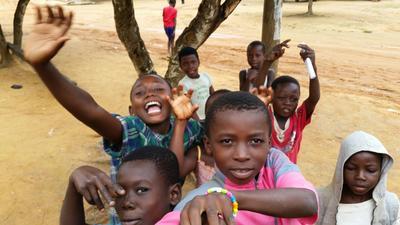 Britt van de Sande - Jongerenreis Geneeskunde in Ghana