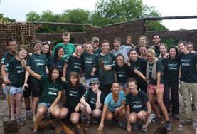 Vrijwilligerswerk voor groepen