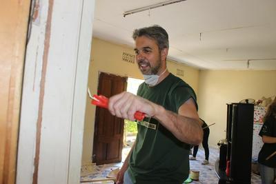 Caro Kroonen, Microkrediet project in Tanzania