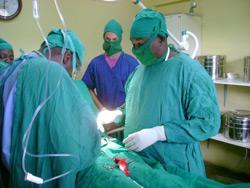 Operatie bijwonen