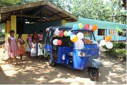 Sociaal vrijwilligersproject Sri Lanka