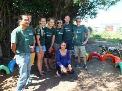 Vrijwilligerswerk in Fiji