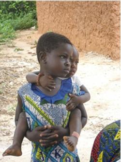 Medisch project in Ghana door Elvira den Hartog