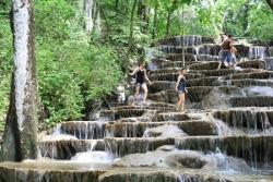Waterval in Barra Honda