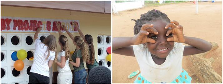 4 Week Special Care & Community in Ghana door Femke Hagoort