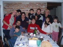 Mijn Argentijnse familie