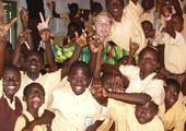 Jan in Ghana