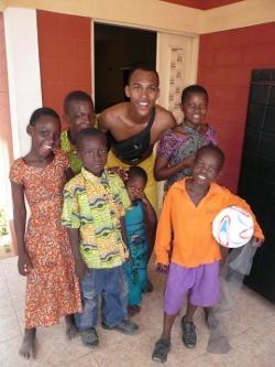Sociaal project in Togo – Jon Lambrecht