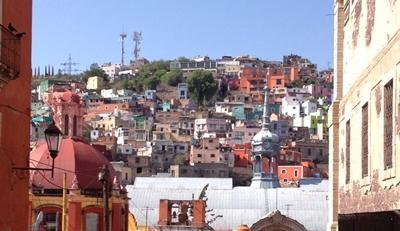 Internationale Ontwikkeling in Mexico