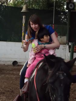 Juliëtte, 2 maanden paarden therapie in Argentinië