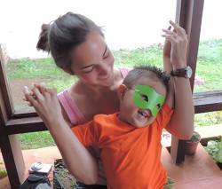 Karolien Coolen - Costa Rica