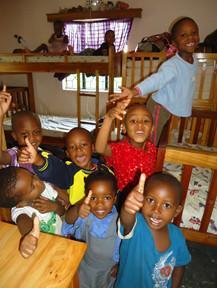 Karoline Peeters  -  Sociaal project in Tanzania