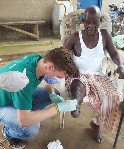 Kas Dullemans – Geneeskunde jongerenreis in Ghana